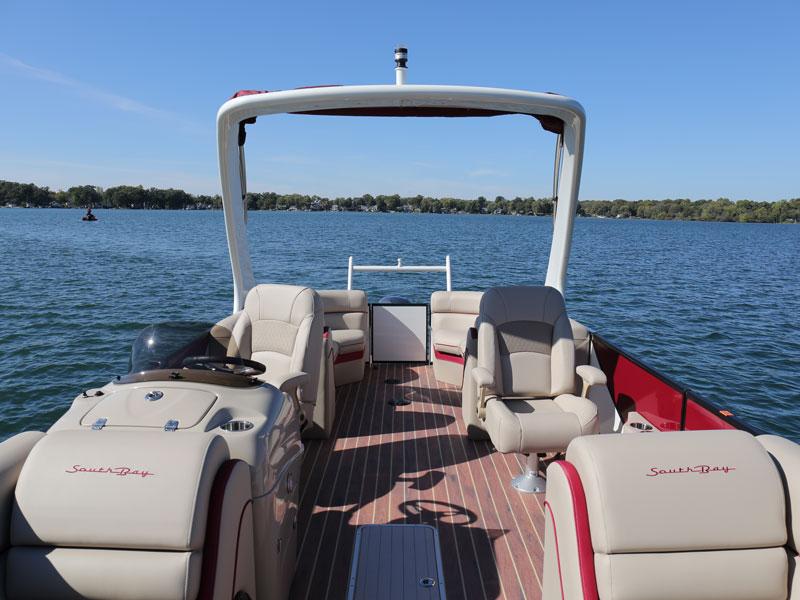 Pontoon Boat Ski Barge Rentals